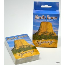 Devils Tower Playing Cards