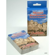 Mount Rushmore Playing Cards