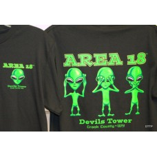 Area 18 Aliens T-Shirt