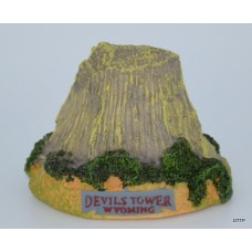 Devils Tower Medium Sculpture