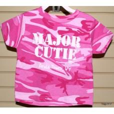 Devils Tower Major Cutie Childrens T-Shirt