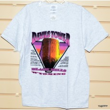 Devils Tower Facts T-Shirt