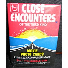 Close Encounters Movie Photo Cards
