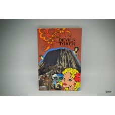 Devils Tower Climbing Book