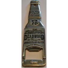 Deadwood Bottle Opener