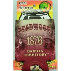 Deadwood Can Cooler