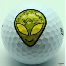 Alien Golf Balls