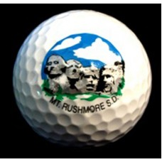 Mount Rushmore Golf Balls