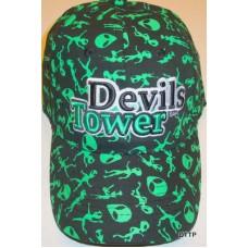 Devils Tower Alien Hat
