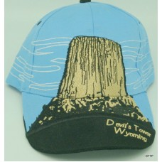 Devils Tower Full Wrap Hat