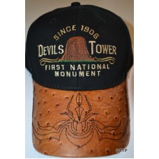 Devils Tower First National Monument Hat Style #1