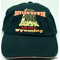Devils Tower Hat Style #2