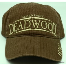 Legendary Deadwood Chocolate Hat