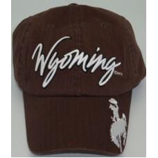 Wyoming Chocolate Hat
