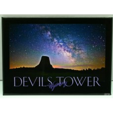 Devils Tower and The Milky Way Magnet