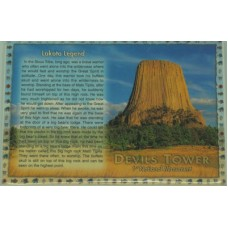 Lakota Legend of Devils Tower