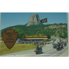 Devils Tower Run Magnet