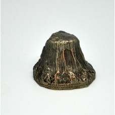 Devils Tower Small Metal Sculpture