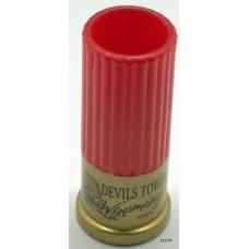 Devils Tower Shotgun Shell Shot Glass