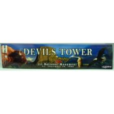 Devils Tower 1st National Monument Bumper Sticker