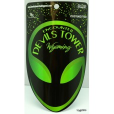 Encounter Devils Tower Sticker